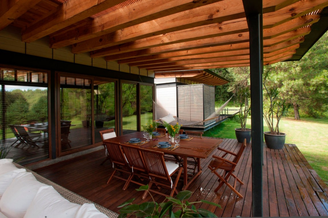 modern resident for perfect libing in forest (11)