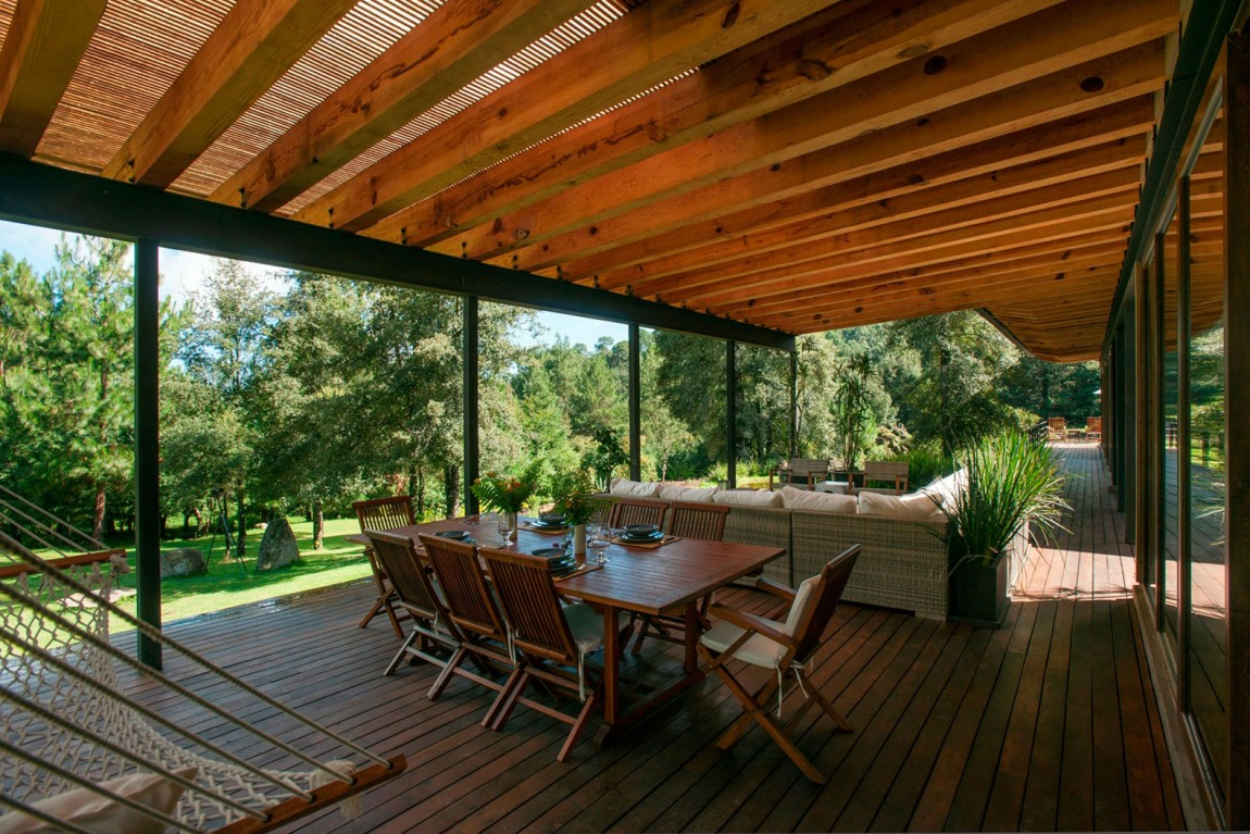 modern resident for perfect libing in forest (12)