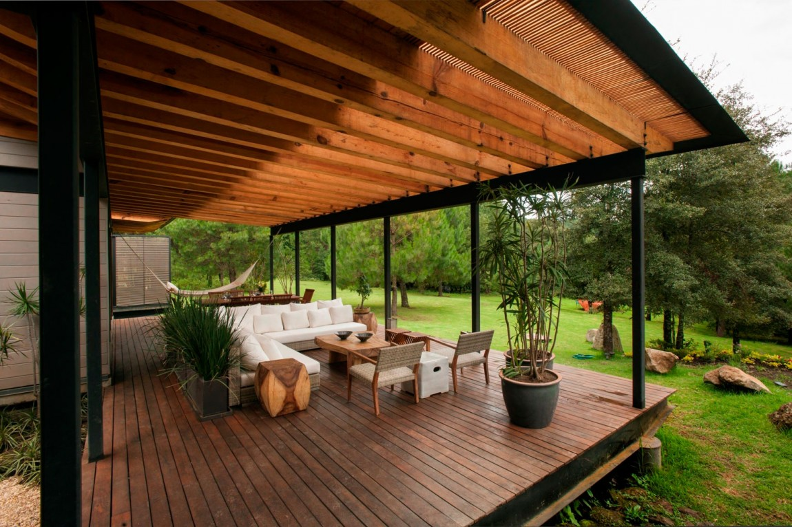 modern resident for perfect libing in forest (13)