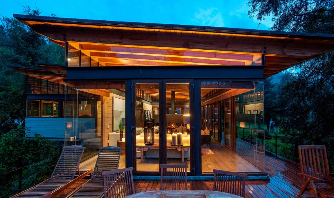 modern resident for perfect libing in forest (26)