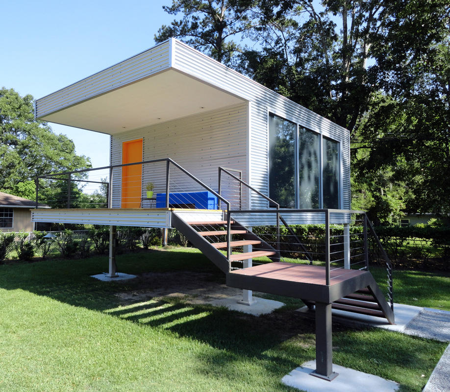 modern retore metalsheet house in usa (6)