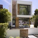 บ้านทาวน์โฮมสองชั้นในแบบโมเดิร์น สร้างสรรค์ศิลปะ ออกแบบอย่างเป็นเอกลักษณ์