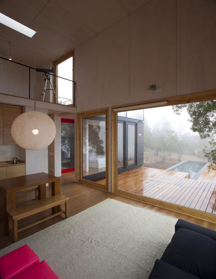 platform box house for living with nature (13)