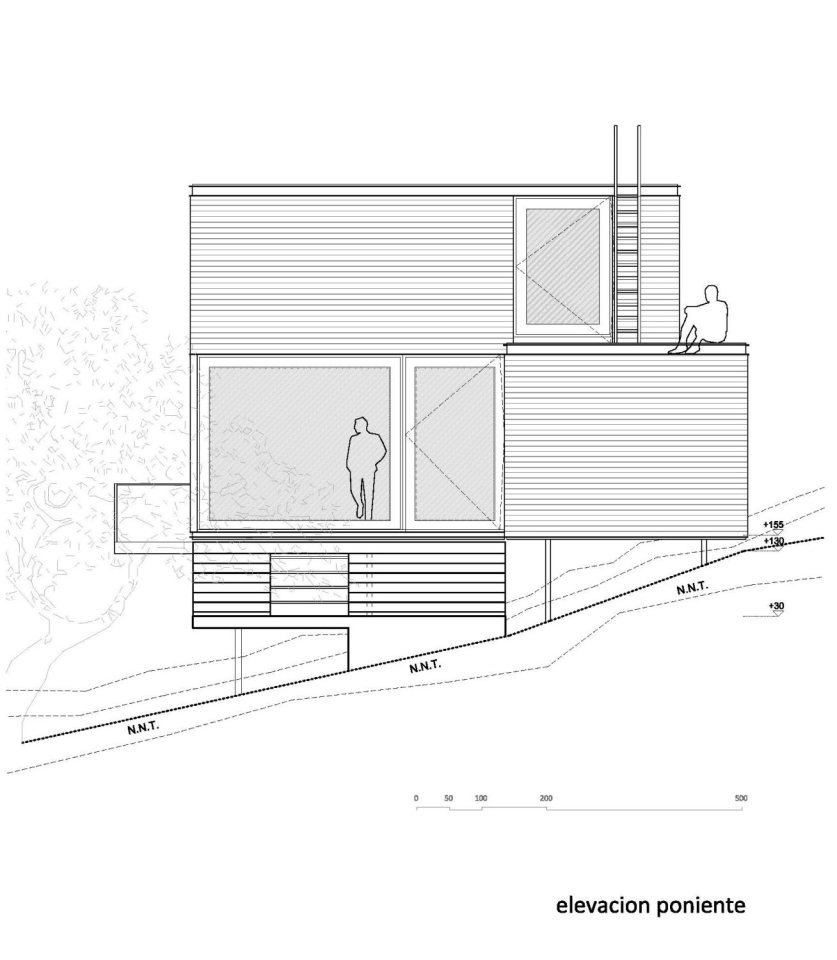 platform box house for living with nature (18)