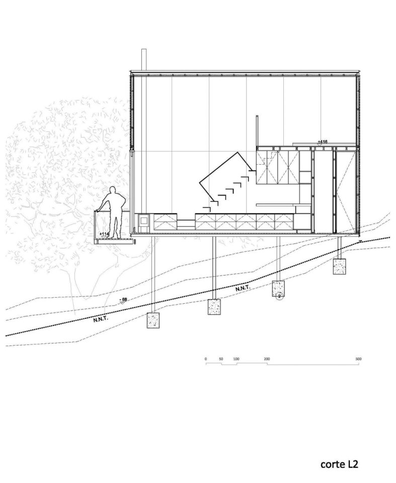 platform box house for living with nature (19)
