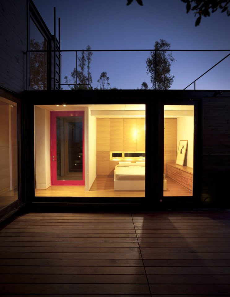 platform box house for living with nature (5)