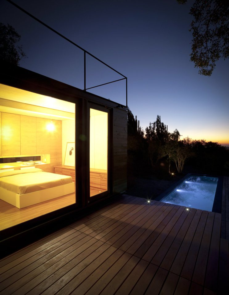platform box house for living with nature (6)