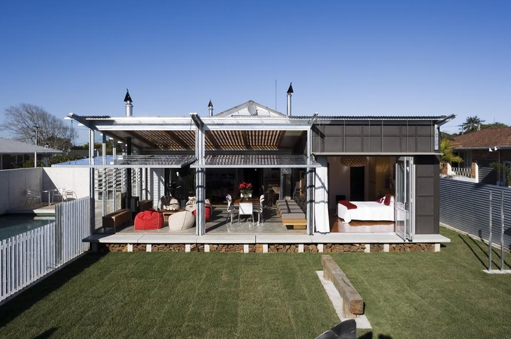renovate 1920 house to modern house newzealand (8)