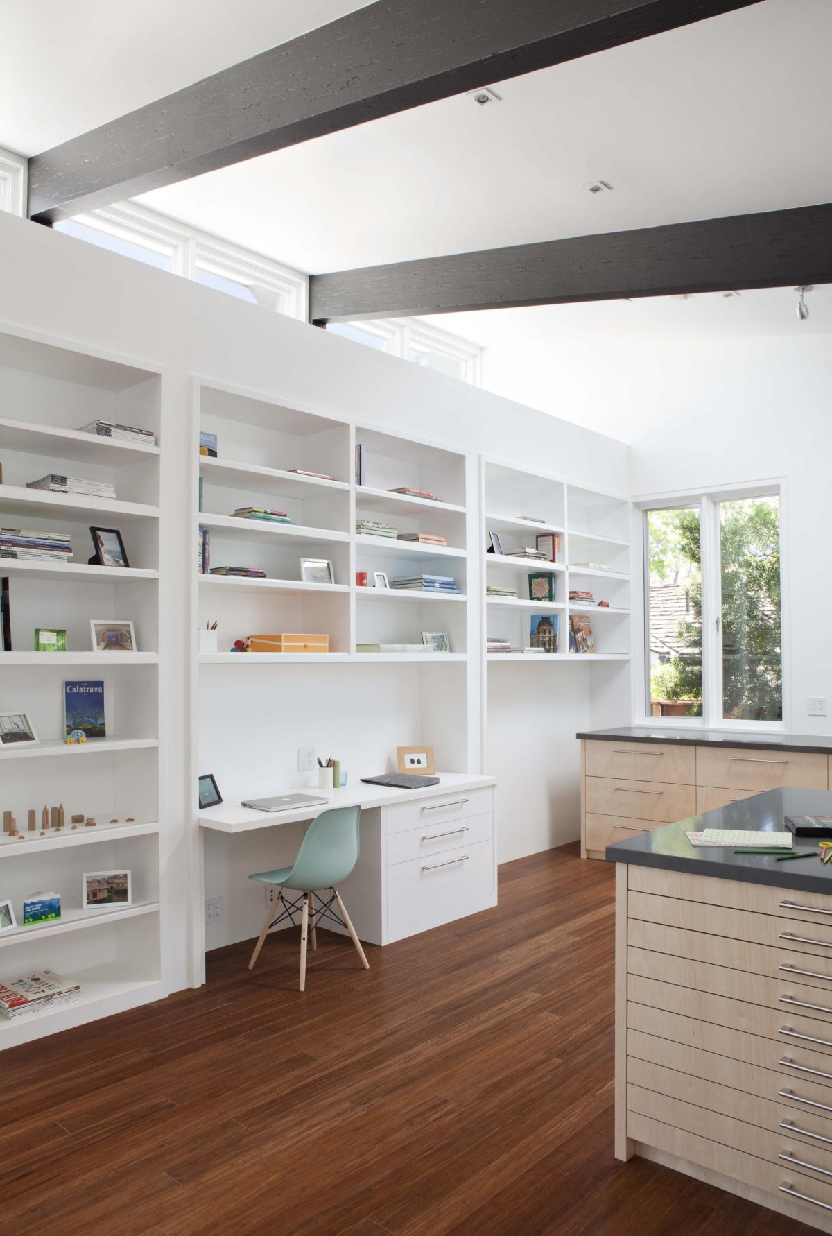 renovate modern contemporary house with white wood interior (13)