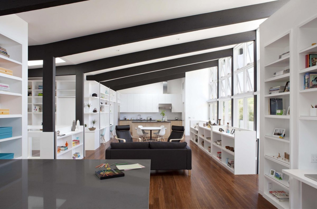 renovate modern contemporary house with white wood interior (3)