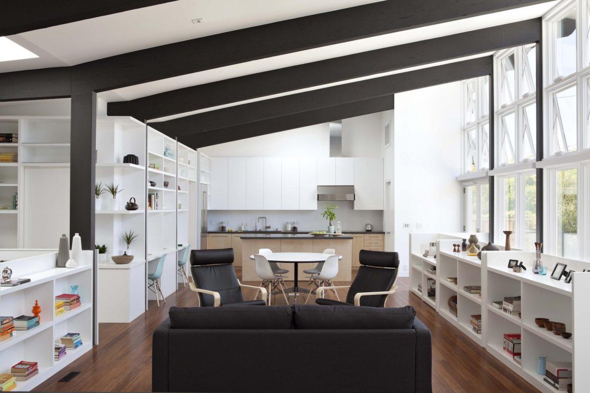 renovate modern contemporary house with white wood interior (4)