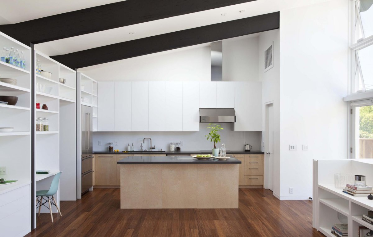 renovate modern contemporary house with white wood interior (6)
