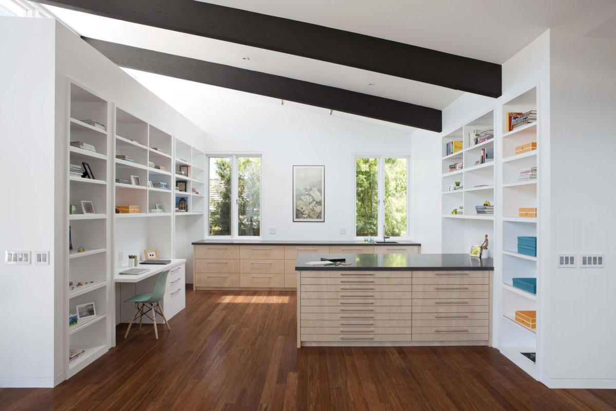 renovate modern contemporary house with white wood interior (7)