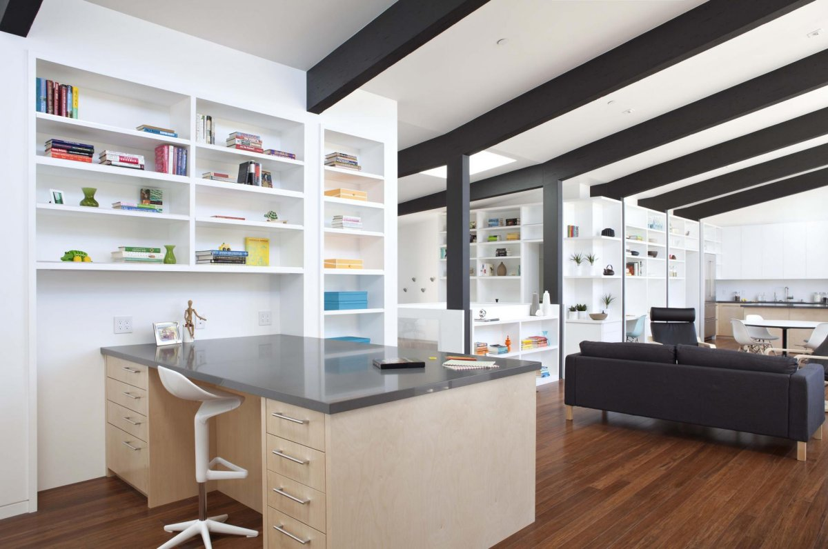 renovate modern contemporary house with white wood interior (8)