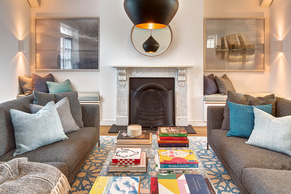 renovate old townhouse in london to modern style (12)
