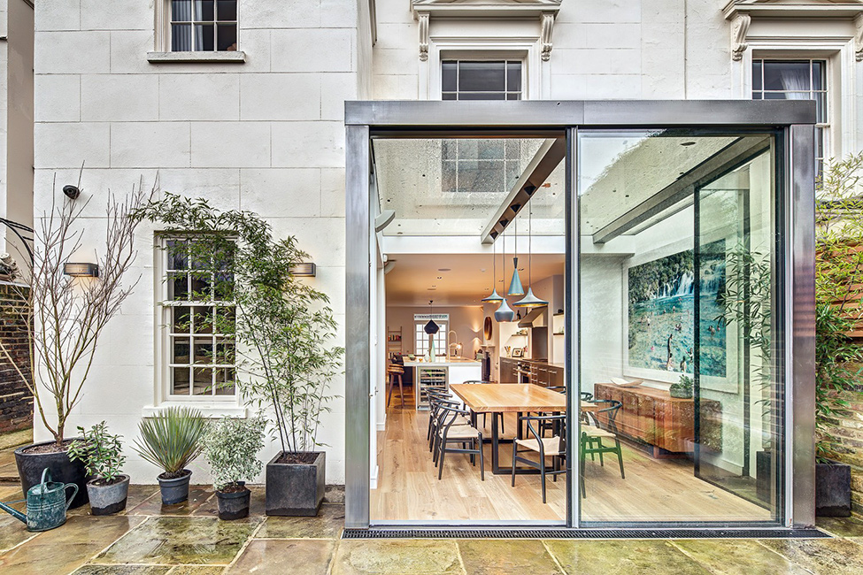 renovate old townhouse in london to modern style (4)