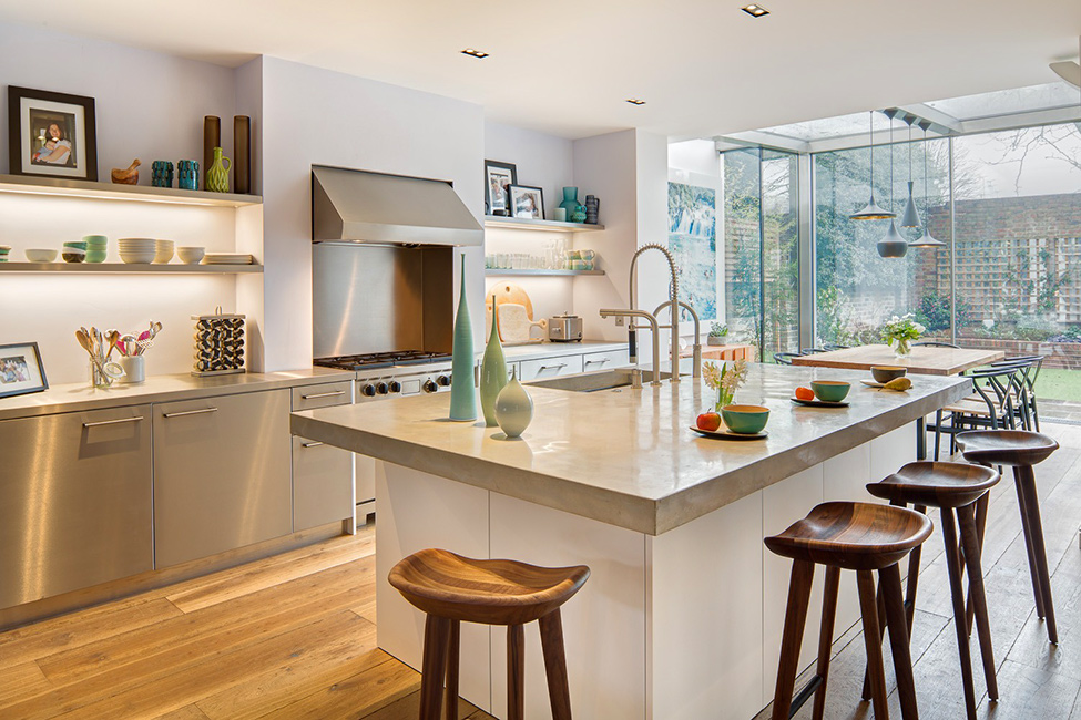 renovate old townhouse in london to modern style (8)