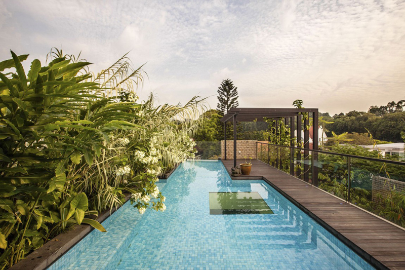 singapore townhome with natural (5)
