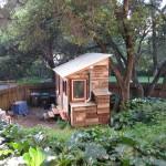บ้านกระท่อมไม้ขนาดจิ๋ว ใช้งบสร้างเพียงแค่ 160,000 ใช้งานอยู่อาศัยได้แถมน่ารัก