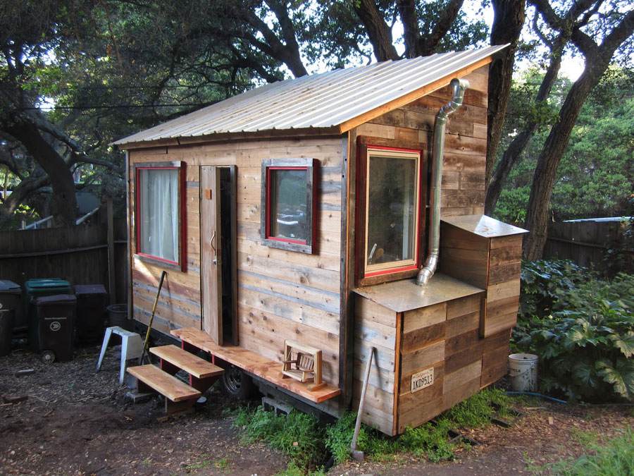 tiny house cottage design cheap (3)