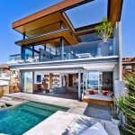 บ้านพักตากอากาศในออสเตรเลีย มาพร้อมกับความโปร่งโล่ง ที่คงพื้นที่ส่วนตัวเอาไว้