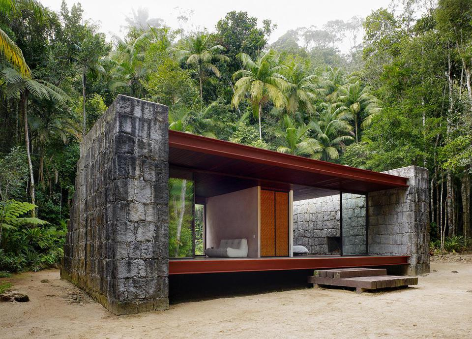 vacation house in nature brazil (5)