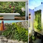 รวมไอเดียสวยๆ 'จัดสวนแนวตั้ง' สร้างพื้นที่สีเขียวและความเป็นธรรมชาติ ให้กับคนรุ่นใหม่