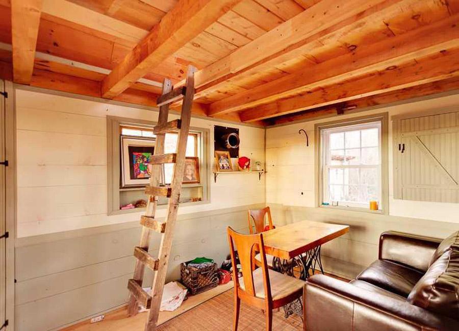 wood cabin mini house usa (1)