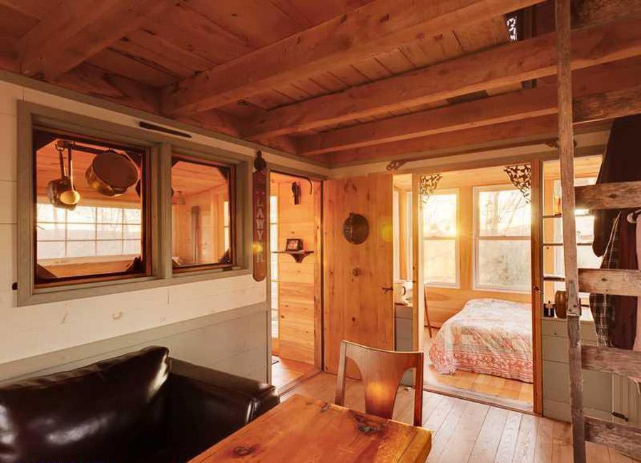 wood cabin mini house usa (7)