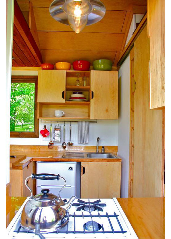 wooden tiny house with 2 bedrooms (12)