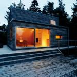 บ้านกระท่อมไม้หลังเล็ก สำหรับชีวิตคนรุ่นใหม่ ที่ต้องการสถานที่พักผ่อนอย่างสงบสุข