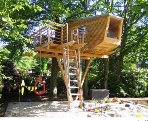 23 tree house ideas (23)