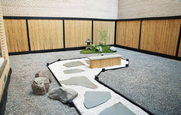 30 japanese garden ideas for decorating your house yard (10)