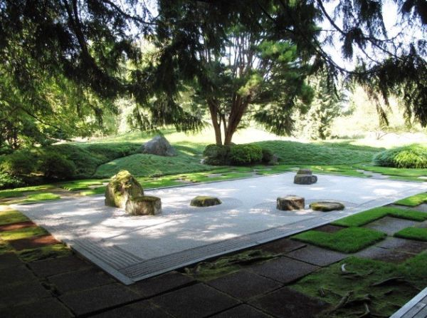 30 japanese garden ideas for decorating your house yard (12)