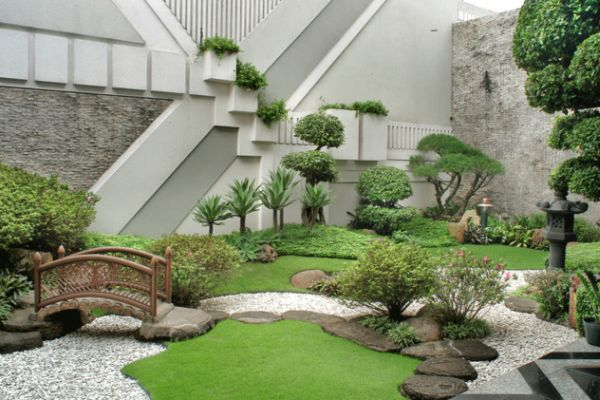 30 japanese garden ideas for decorating your house yard (14)