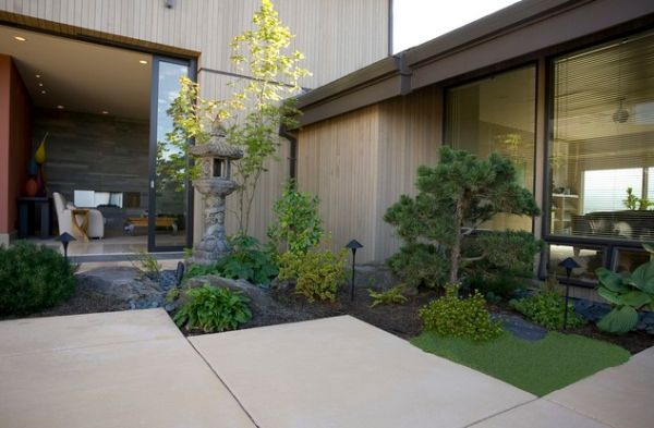 30 japanese garden ideas for decorating your house yard (15)
