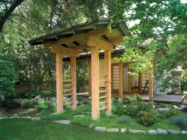 30 japanese garden ideas for decorating your house yard (24)