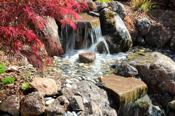 30 japanese garden ideas for decorating your house yard (26)