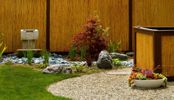 30 japanese garden ideas for decorating your house yard (8)