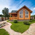 บ้านไม้ทรงคอทเทจแนวคันทรี ให้อารมณ์ของความดั้งเดิม บนรูปแบบชีวิตที่ลงตัว