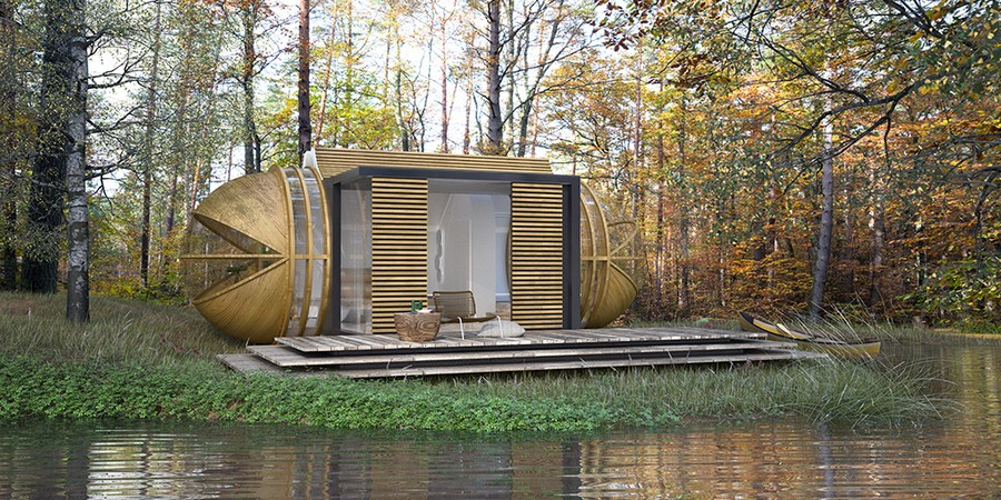 architecture-DropXL_In-tenta modern eco cottage (2)