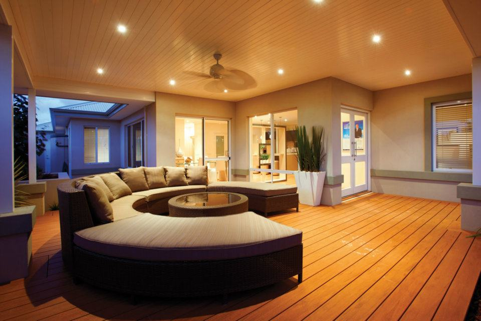 contemporary 3 bedrooms one storey house (12)