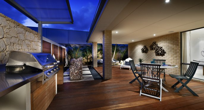 contemporary 4 bedrooms one storey house (11)