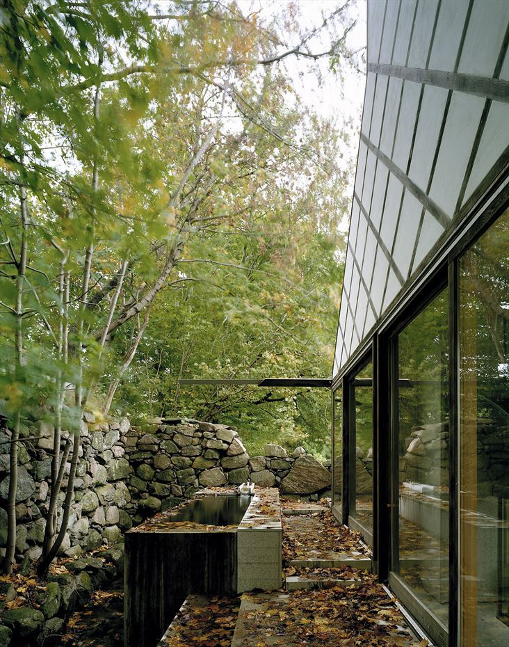contemporary cottage house in moutain with pool (6)
