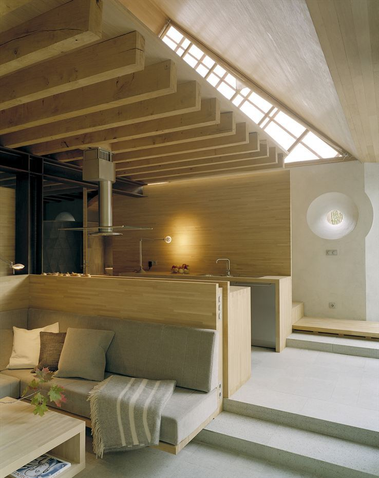 contemporary cottage house in moutain with pool (8)