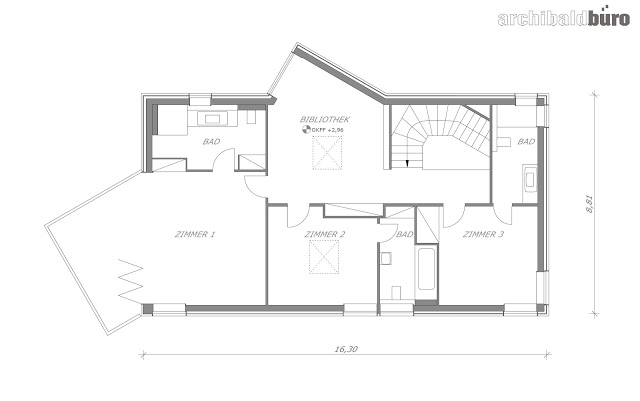 contemporary lake house two storey with modern interior (15)
