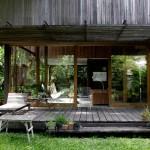 บ้านสวนท่ามกลางธรรมชาติ ผสมผสานการแต่งแบบสมัยใหม่ เข้ากับความคลาสสิคได้ลงตัว