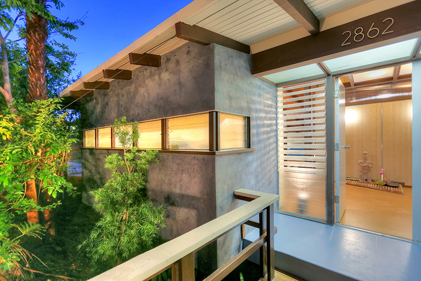 contemporary tropical mexican style house in usa city (4)
