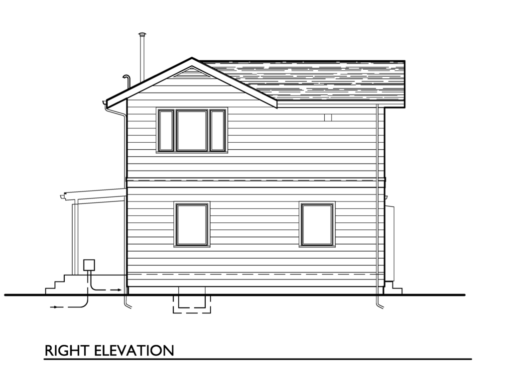 cottage 2 storey 2 bedrooms plan (4)