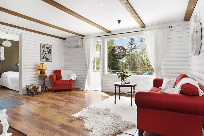 cottage country house swedish style  (4)